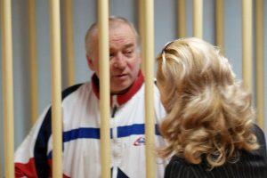 Maskva pakvietė visus užsienio ambasadorius į susitikimą dėl S. Skripalio apnuodijimo