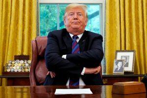 D. Trumpas: artimiausiomis dienomis parengs galutines išvadas dėl Khashoggi nužudymo