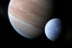 JAV astronomai galimai atrado pirmąjį egzoplanetos palydovą