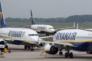 """""""Ryanair"""" ir """"Wizz Air"""" pradėjo taikyti naujas bagažo taisykles"""