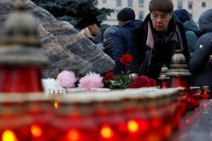 Rusija pagerbė Stalino teroro aukas