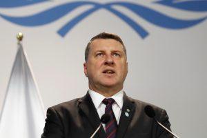 Latvijos prezidentas: 1991 m. barikadų laužai visuomet bus mūsų stiprybės šaltinis