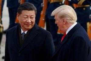 D. Trumpas: su Kinija pasiekėme didelę pažangą