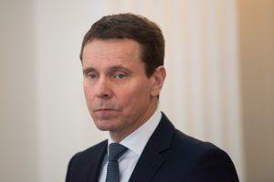 """Buvęs """"4finance"""" vadovas aiškinosi teisme dėl prašymų R. Kurlianskiui"""