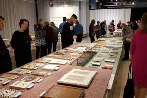 Rygoje atidaryta Baltijos šalių knygoms skirta paroda