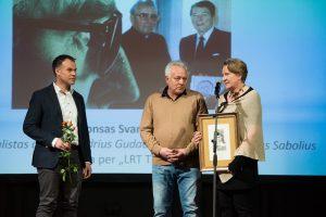 """Keturių LRT projektų autoriai – """"Pragiedrulių"""" laureatai"""