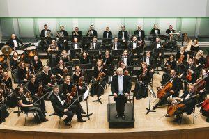 Kauno miesto simfoninio orkestro renginių maratone – premjeros ir rimties gaidos