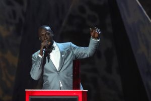 """""""Brit Awards"""" ceremonijoje triumfavo graimo žvaigždė Stormzy"""