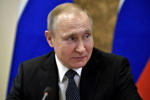 Paaiškėjo, kada įvyks V. Putino inauguracija