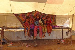 UNICEF: 2018 metais vaikai nebuvo tinkamai apsaugoti nuo ginkluotų konfliktų