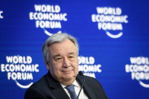 JT generalinis sekretorius: pralaimime lenktynes su klimato kaita