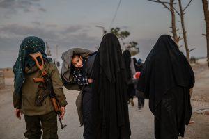Taps pirma tokia šalis? Rusija ruošia dirvą IS džihadistų vaikų grąžinimui namo