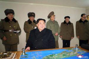 Prancūzija: Europa tapo pasiekiama Šiaurės Korėjos raketų smūgiams