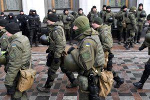 Ukraina priėmė įstatymą, skirtą susigrąžinti iš Rusijos okupuotus regionus