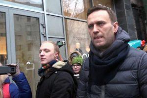 A. Navalnas stojo prieš teismą dėl protestų organizavimo
