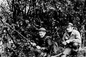 """Estijoje surastas paskutinio """"miško brolio"""" bunkeris"""