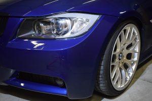 Apiplėštas prabangus BMW automobilis, nuostolis siekia beveik 20 tūkst. eurų