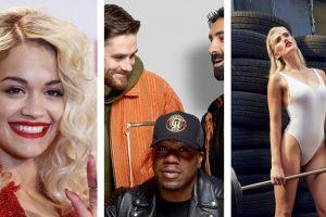 """""""Granatos Live"""" skelbia pirmuosius atlikėjus: pasirodys britų žvaigždė Rita Ora"""