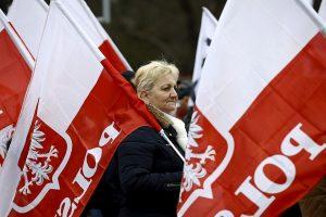 Lenkija per karą Vokietijos padarytą žalą vertina 440 mlrd. eurų