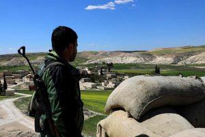 Susitarta dėl šimtų civilių evakuacijos iš Sirijos Dumos