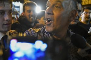 Romos futbolo klubo prezidentas mokės baudą už maudynes sostinės fontane