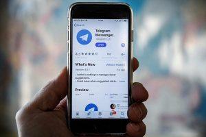 """Teismas uždraudė susirašinėjimo programėlę """"Telegram"""""""