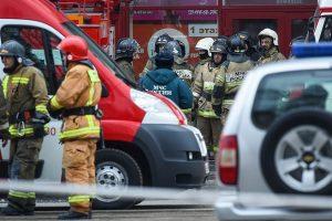 Rusijoje poligone nugriaudėjo sprogimas, yra nukentėjusiųjų