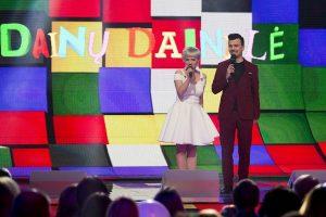 """Apdovanoti 2018 metų """"Dainų dainelės"""" laureatai"""