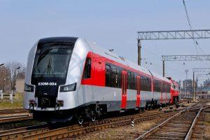Optimizuojamas keleivių vežimas traukiniais: atokesnėse maršrutų dalyse veš autobusai