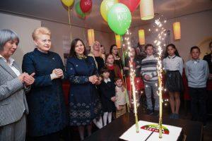 """Kampanija """"Už saugią Lietuvą"""" rengia vaikų paramos šventę"""