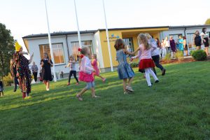 Domeikavos seniūnijoje vaikų darželis nušvito naujomis spalvomis