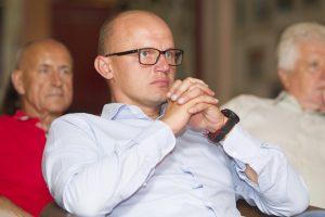 E. Jakilaitis rimtai svarsto apie  LRT generalinio direktoriaus postą