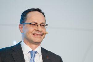 Ž. Pavilionis apie kainas Lietuvoje: godumo marža yra milžiniška