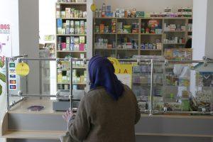 Per šventes į vaistines plūdo persišaldę lietuviai