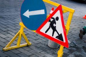 Vilniuje – eismo apribojimai
