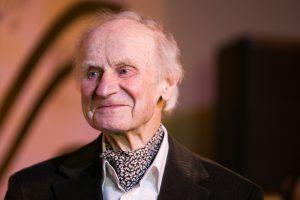Mirė garsus architektas A. Nasvytis