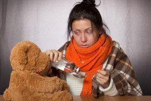 Dėl gripo į ligoninę praėjusią savaitę paguldyti keturi asmenys