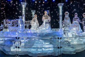 Ledo skulptūrų festivalyje – menininkai iš Indonezijos ir Vokietijos
