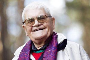 Mirė rašytojas A. Bieliauskas
