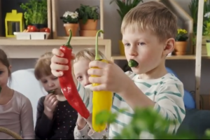 Šį pavasarį Lietuvos darželiuose vėl išdygs modernūs šiltnamiai