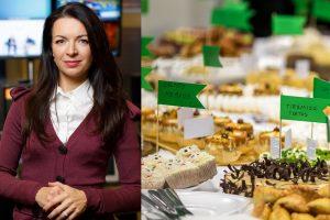 L. Blaževičiūtė: pyragus kepti ne tik smagu, bet ir prasminga