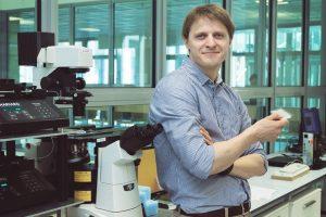 VU mokslininkas padės kurti žmogaus ląstelių atlasą