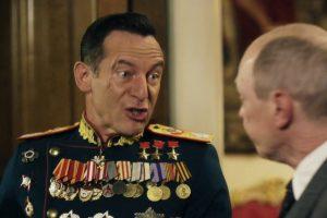 """Politinė satyra """"Stalino mirtis"""" atšaukta iš Rusijos kino teatrų"""