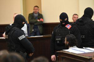 Paryžiaus atakų įtariamasis teisme pareiškė pasitikintis Alachu