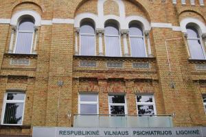 Vilniaus psichiatrinės ligoninės automobiliai naudoti ne tarnybiniais tikslais