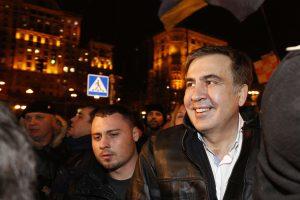 Gruzija ir Ukraina slapta derasi dėl M. Saakašvilio išdavimo