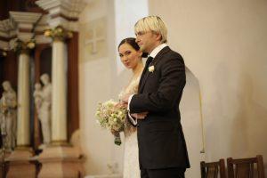 S. Stavickis-Stano antrą kartą vedė savo trijų vaikų mamą
