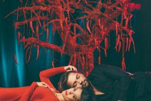 L. Somovas su sužadėtine Ž. Žymantaite: mums patinka apie santuoką svajoti