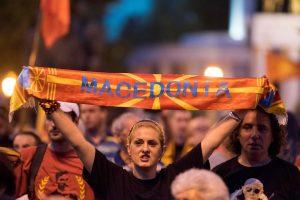 Makedonijos prezidentas atsisakė patvirtinti susitarimą pakeisti šalies pavadinimą