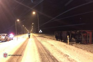 Šiurpi statistika: trečiadienio eismo įvykiuose sužeista 10 žmonių
